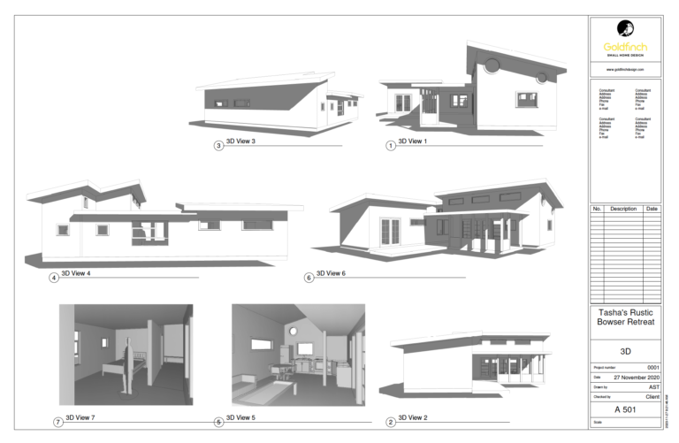 Home extension plans